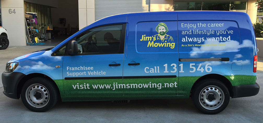 lawn care advertising methods